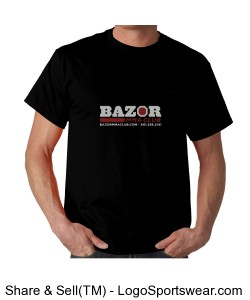 Bazor MMA T-shirt Design Zoom